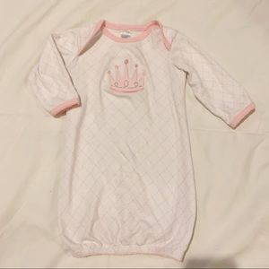 Baby Aspen Princess Gown 0-6 Month